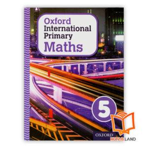 خرید کتاب Oxford International Primary Math 5