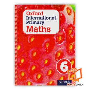خرید کتاب Oxford International Primary Math 6