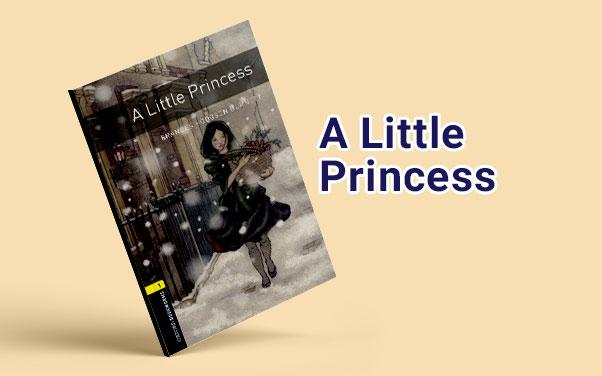 رمان A Little Princess برای تقویت زبان