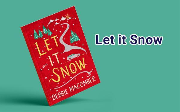 رمان let it snow