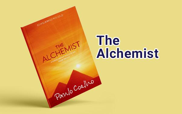 رمان the alchemist